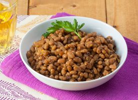Classic baked beans are on the menu for many a summertime cookout —  but nobody wants to have the oven on for the hours it takes to make them at their best. Pull out the slow cooker and make a delicious batch without heating up your kitchen.