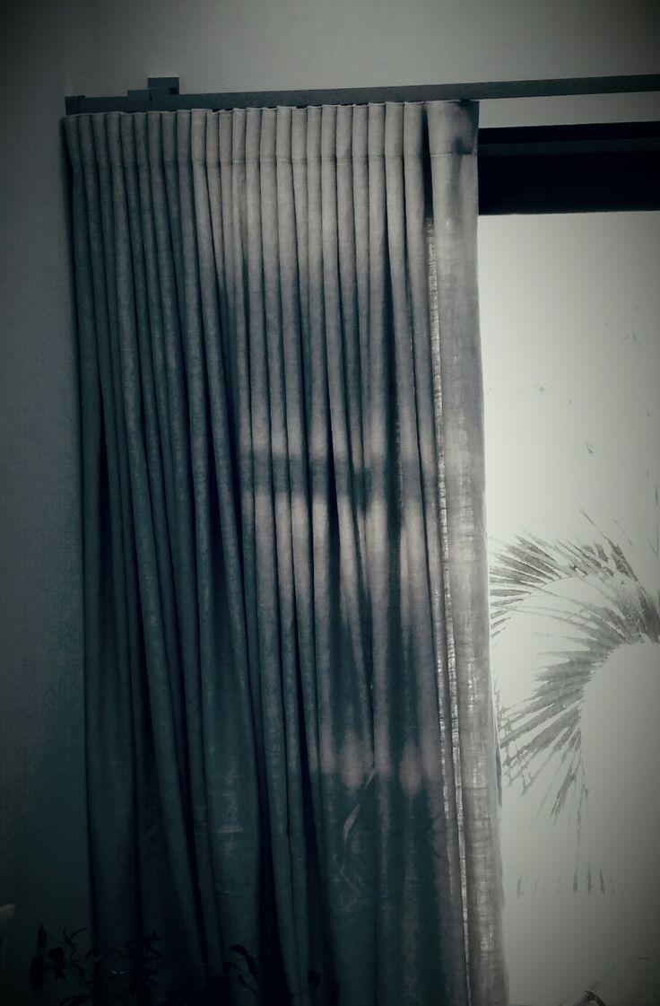 8 best les voilages dans la maison images on pinterest net curtains waves and closet rod. Black Bedroom Furniture Sets. Home Design Ideas