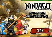Ninjago Spinjitzu Snakedown | Hi Games - juegos Online