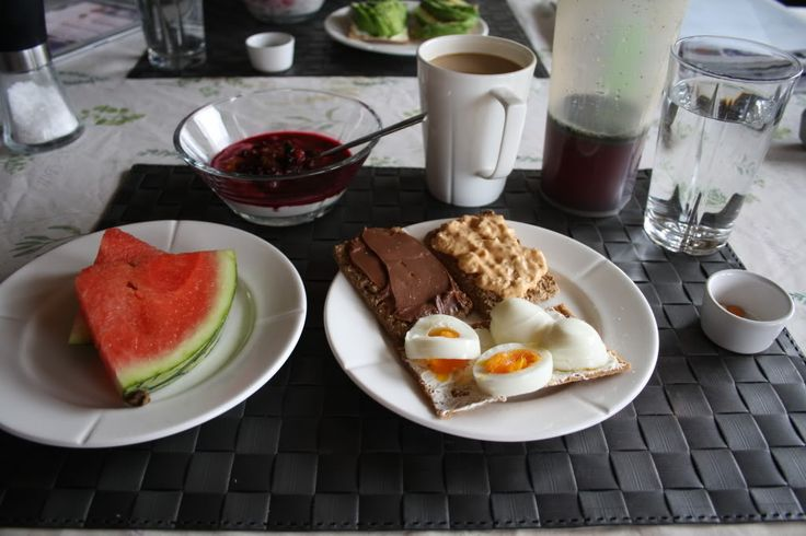 lavkarbo frokost
