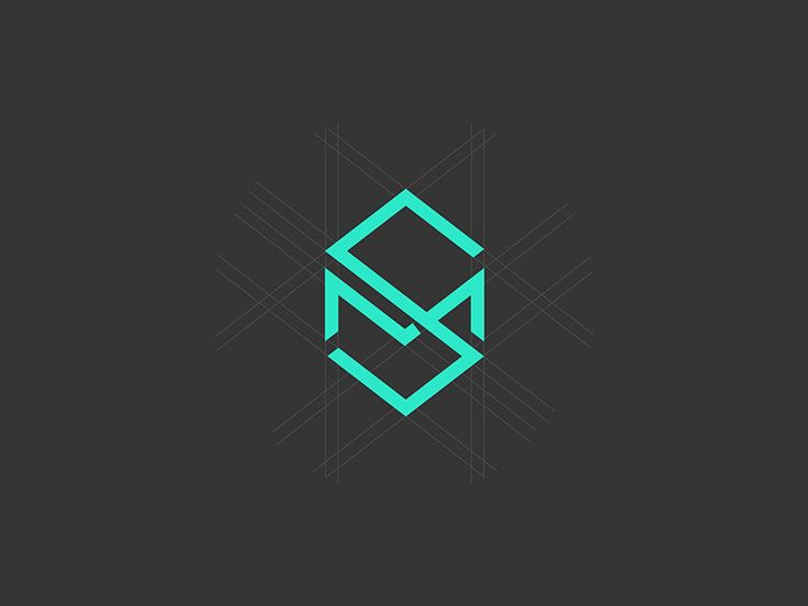 Dribbble - SM logo by Pánczél Otto