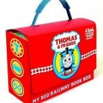 Thomas And Friends: Railway Book Box Set Only $6.99!