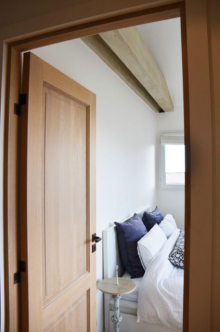 Création d'un étage sur une maison existante afin d'y ajouter 2 chambres, une salle de bain, WC et un dressing.