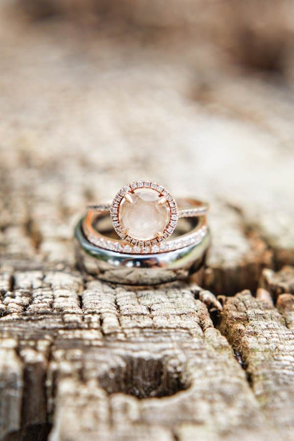 Beautiful round cut ring | Amila Photography