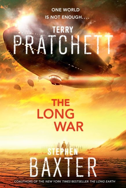 41 best books for dad images on pinterest book lists playlists the long war by terry pratchett and stephen baxter fandeluxe Choice Image