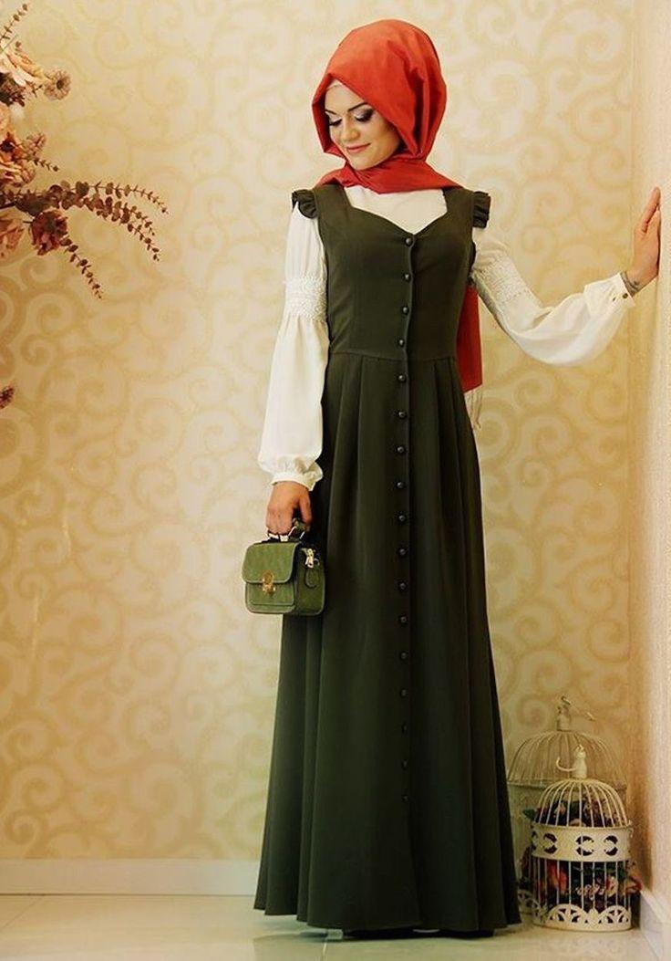 2016 tesettür elbise modelleri - http://www.modelleri.mobi/2016-tesettur-elbise-modelleri/