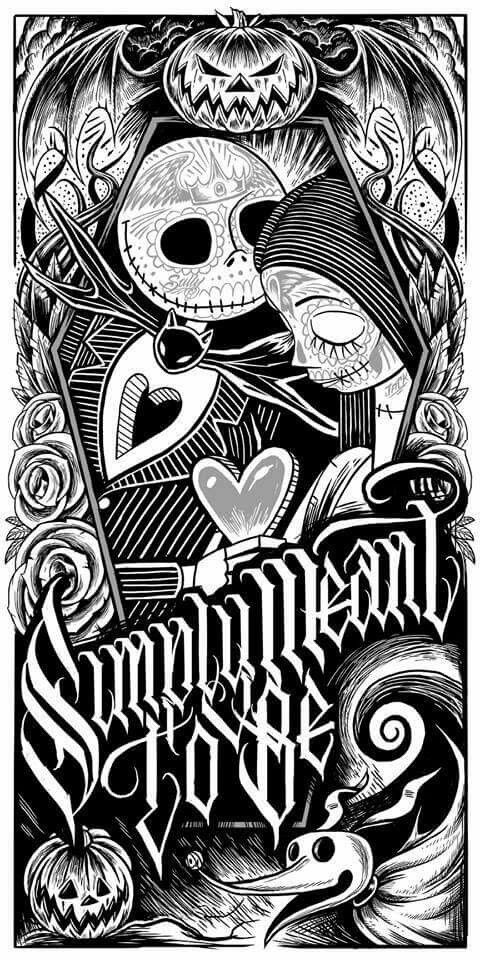 Simply meant to be -Jack and Sally