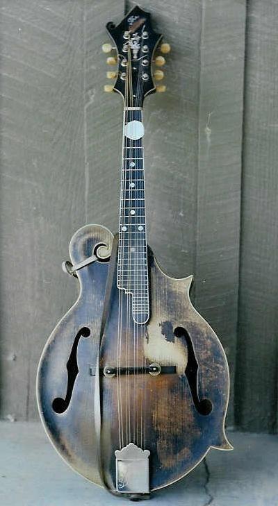 The Mandolin Archive: Gibson F5 Mandolin #73987 Signed by Lloyd Loar July 9, 1923