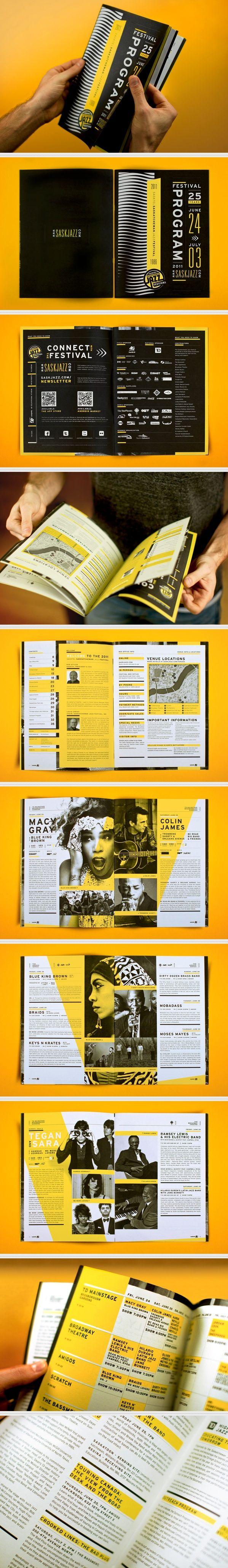 Programma ⊳ magazine design