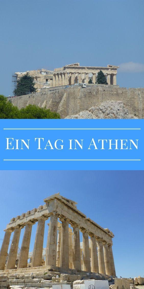 Du hast während einer Kreuzfahrt nur einen Tag für Athen und willst möglichst viel sehen? Hier erzähle ich wie ich das meiste aus meinem Landgang und meinem Tag in Athen herausgeholt habe