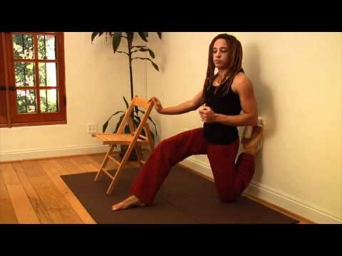 ▶ Resistance Stretching - Quad Stretch - Stomach Stretch - YouTube