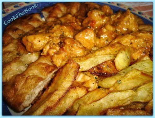 Κοτόπουλο φιλέτο γιαουρτλού(πειραγμένο!)