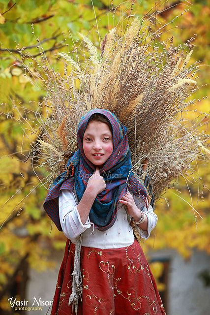 Innocence, the Balti Girl, Pakistan. The Balti is an ethnic group of Tibet with some Dardic admixture, who live in the Gilgit–Baltistan region of Pakistan. (V)