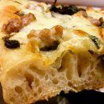La pizza in teglia ad alta idratazione e maturazione diAdrianoContinisio con lm