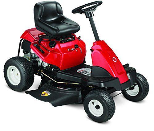 Troy-Bilt 420cc OHV 30-Inch Premium Neighborhood Riding Lawn Mower   shopswell