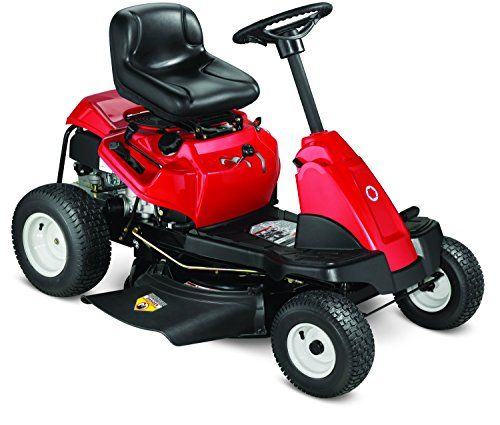 Troy-Bilt 420cc OHV 30-Inch Premium Neighborhood Riding Lawn Mower | shopswell