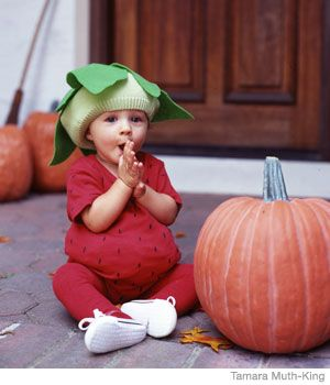 20  Easy Homemade Halloween Costumes for Babies