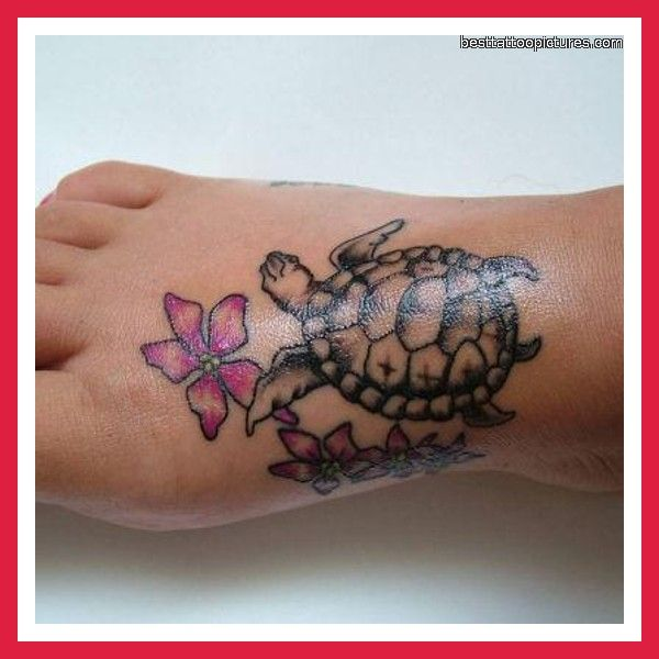 turtle tattoo idea for randi