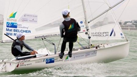 Thankyou to all our Supporters!!  #aus11 Sail-on...