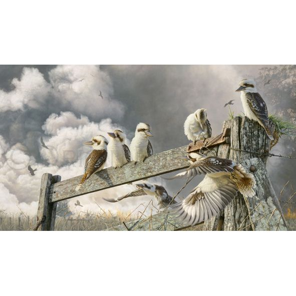 Field Day | Limited Edition Fine Art by Greg Postle #theorigincollection #artist #gregpostle