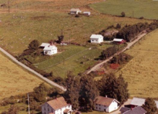 Lunde - Rosendal -  Stensli - Vamstua