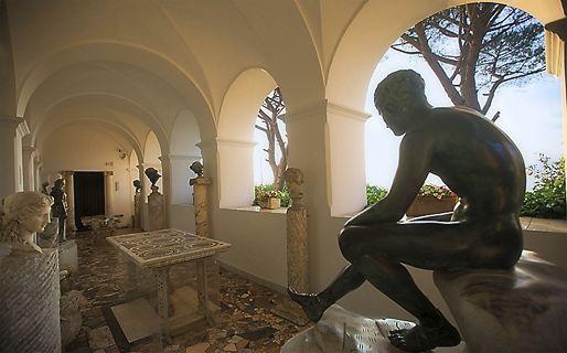 Capri - Villa San Michele -