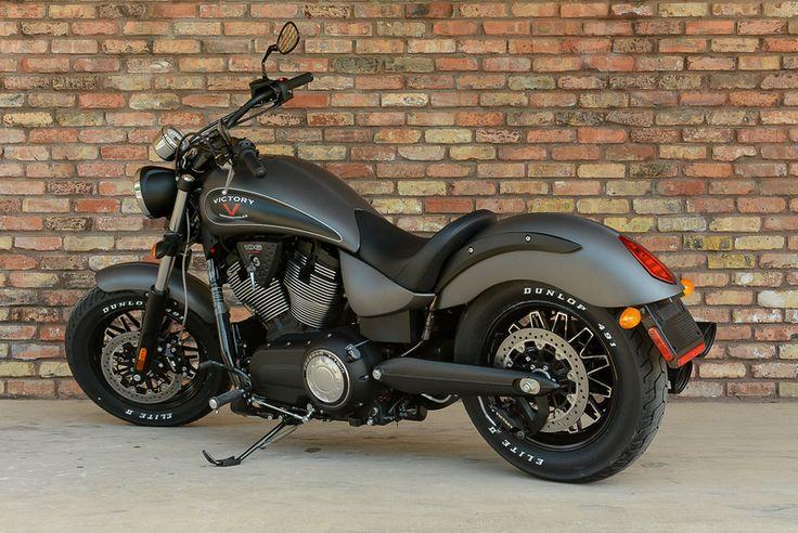 Victory Gunner 1750 Cc Motor Good Bike For Smaller