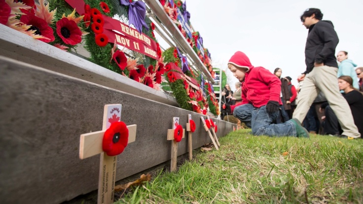 Remembrance Day Ceremonies across Canada | CTV News