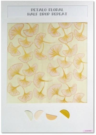 Surface Design Diploma - Industry Awards December 2012  Sublitech Swimwear Design Highly Commended - Jo Nolan