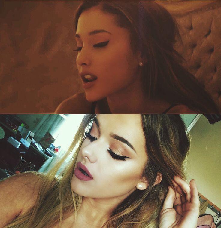 Ariana Grande - Love Me Harder Music Video   Make up Tutorial! ♡