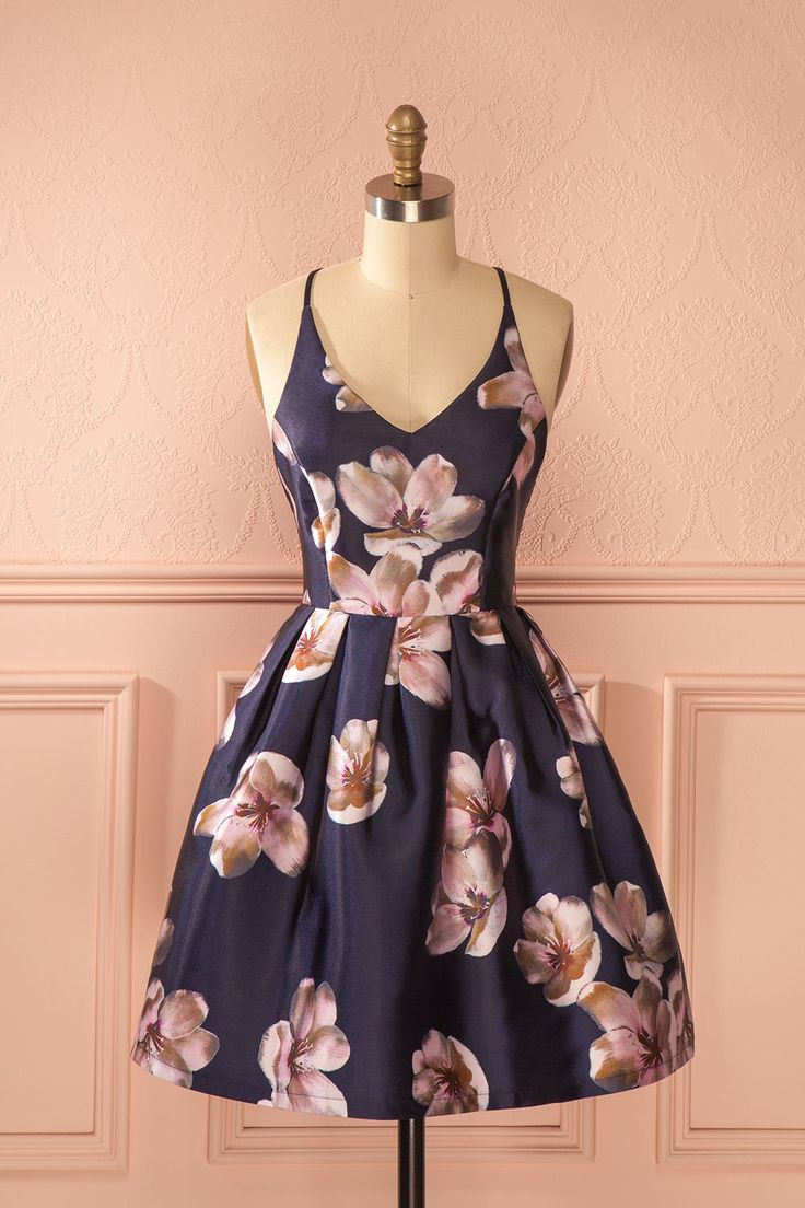 I love floral dresses and skirts, and this is perfection. Its from a boutique called 1861