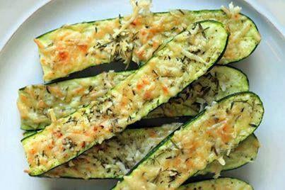 Courgette façon tartine au saumon et parmesan  Miamion, recettes de cuisine