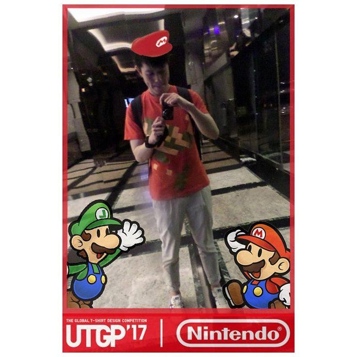 先週、マリオのTシャツを着た。#土曜日 #今日はなにを着ますか #マリオ #任天堂 #ユニクロ #メンズ #ファッション #日本 #シンガポール #かわいい #オーチャード #nintendo #uniqlo #utgp2017 #cute #mario #ootd #mens #singapore #sg #japan #orchardroad