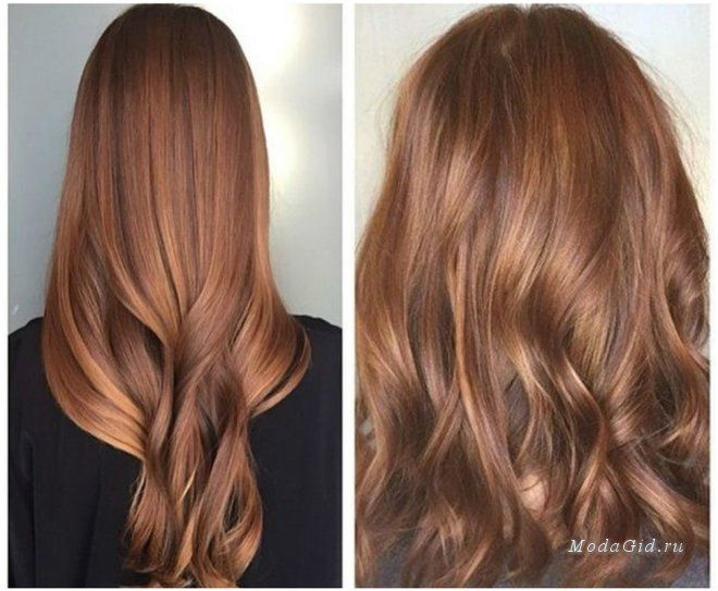 цвета волос названия с фото женские