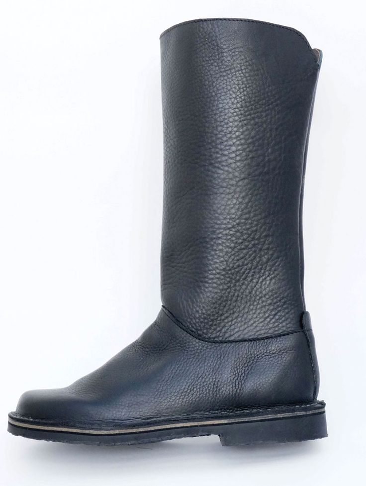 Freestyle Charlotte Black Handmade Full Grain Genuine Bundu Leather Boot. R 1'799. Handcrafted in Cape Town, South Africa. Code: 11111 Charlotte  See online shopping for sizes. Shop for Freestyle online https://www.thewhatnotshoes.co.za Free delivery within South Africa