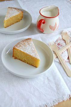 Torta caprese al limone from @Patricia Scarpin