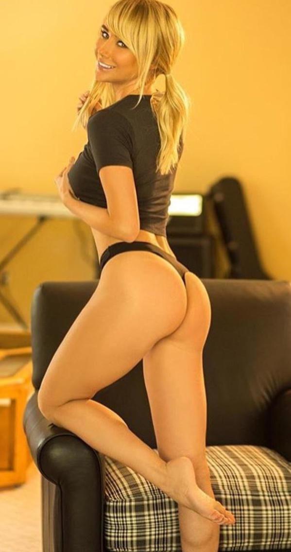 image Beautiful blonde sara underwood sexy nude photoshoot