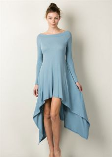 Gorgeous baby blue combined with the ease and style of a high end piece! Another easy to wear piece that can be worn on or off shoulder and dressed up OR down Available in Small, Medium and Large 95% Rayon/5% Lycra