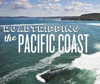 Road Trippin' the Pacific Coast http://hooroo.com/inspire/articles/1297-pacific-drive-road-trip
