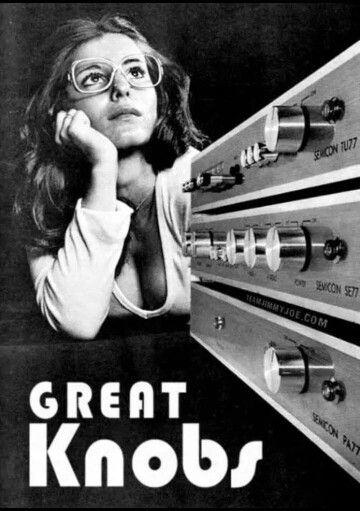 Really? Vintage Audio Hi Fi Stereo Ad