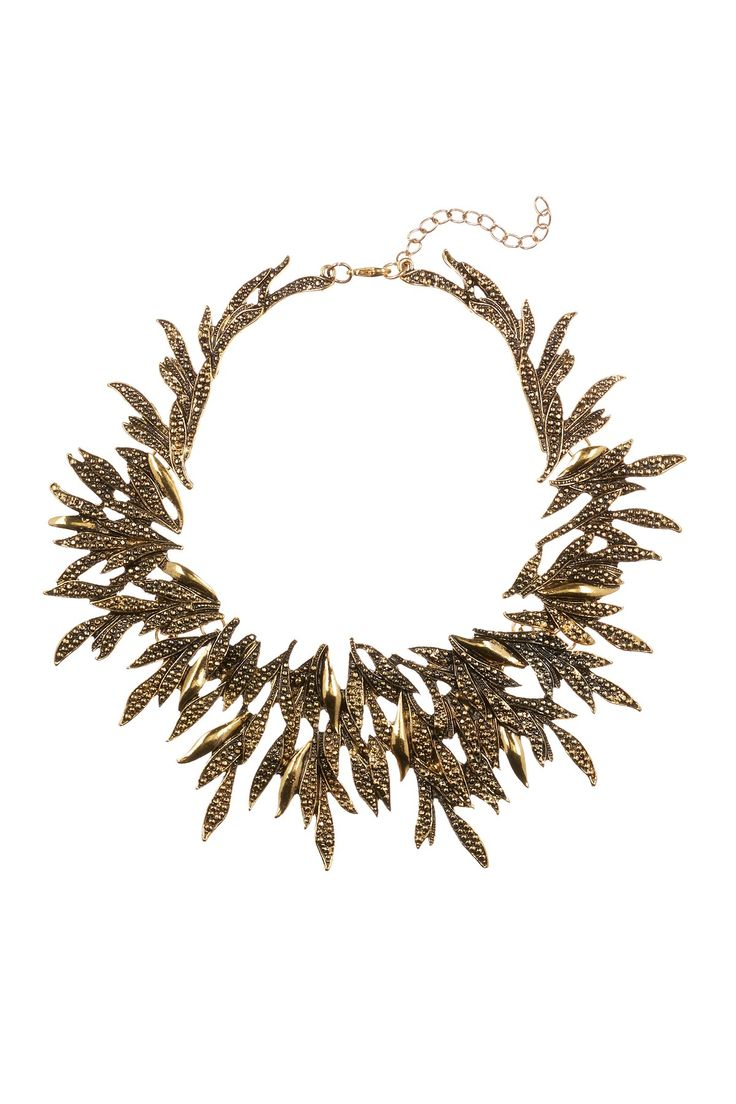 Fall Necklace by Eye Candy Los Angeles on @HauteLook