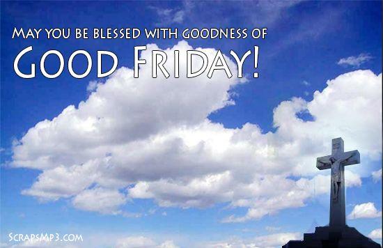 Happy Good Friday Wishes