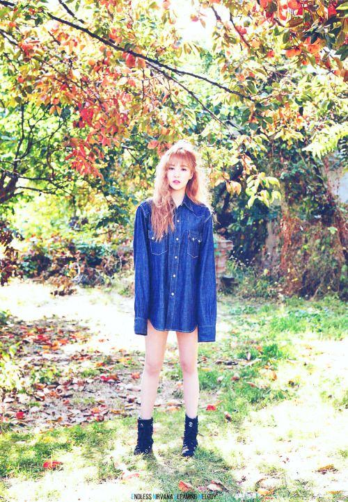 Red Velvet for Nylon Magazine December 2015 Issue cr; ENGM