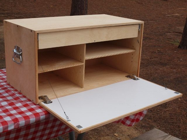 Pin By Jaygermeister On Camping Chuck Box Project Pinterest