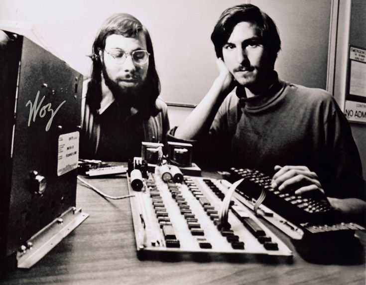 apple computer and steve wozniak Jobs and woz (that's steve wozniak) were introduced in 1971 by a mutual friend,  if you bought a new apple computer any time between 1994 and 2006,.