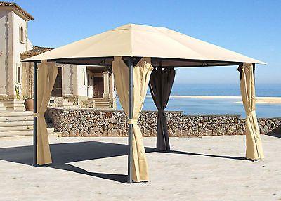 Pavillon Nizza Xm Sand Neu Ovp