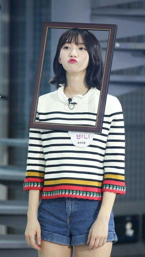 Oh My Girl Binnie  Image by Mrdjay Jojoe