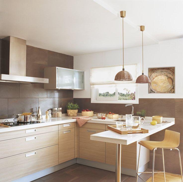 cocinas pequeas bonitas y prcticas elmueblecom cocinas y baos