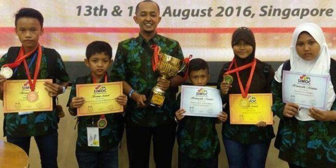 Edupost.id – Sebanyak lima siswa madrasah dari Kabupaten Jepara berhasil…