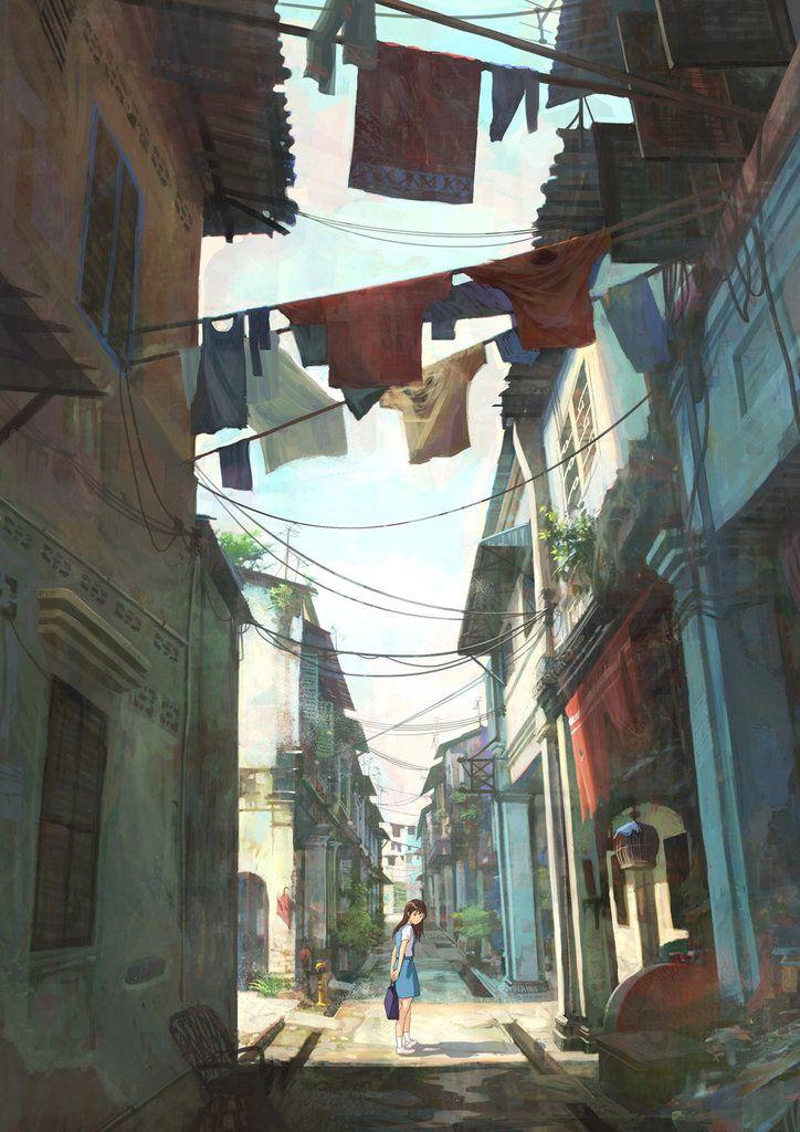 Incredible Digital Anime Art by FeiGiap on